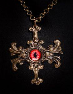 Eye of Tiamat Pendant